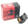 GECO Red Dot Sight Compact 1x20 2MOA Weaver/Picatinny all caliber sight